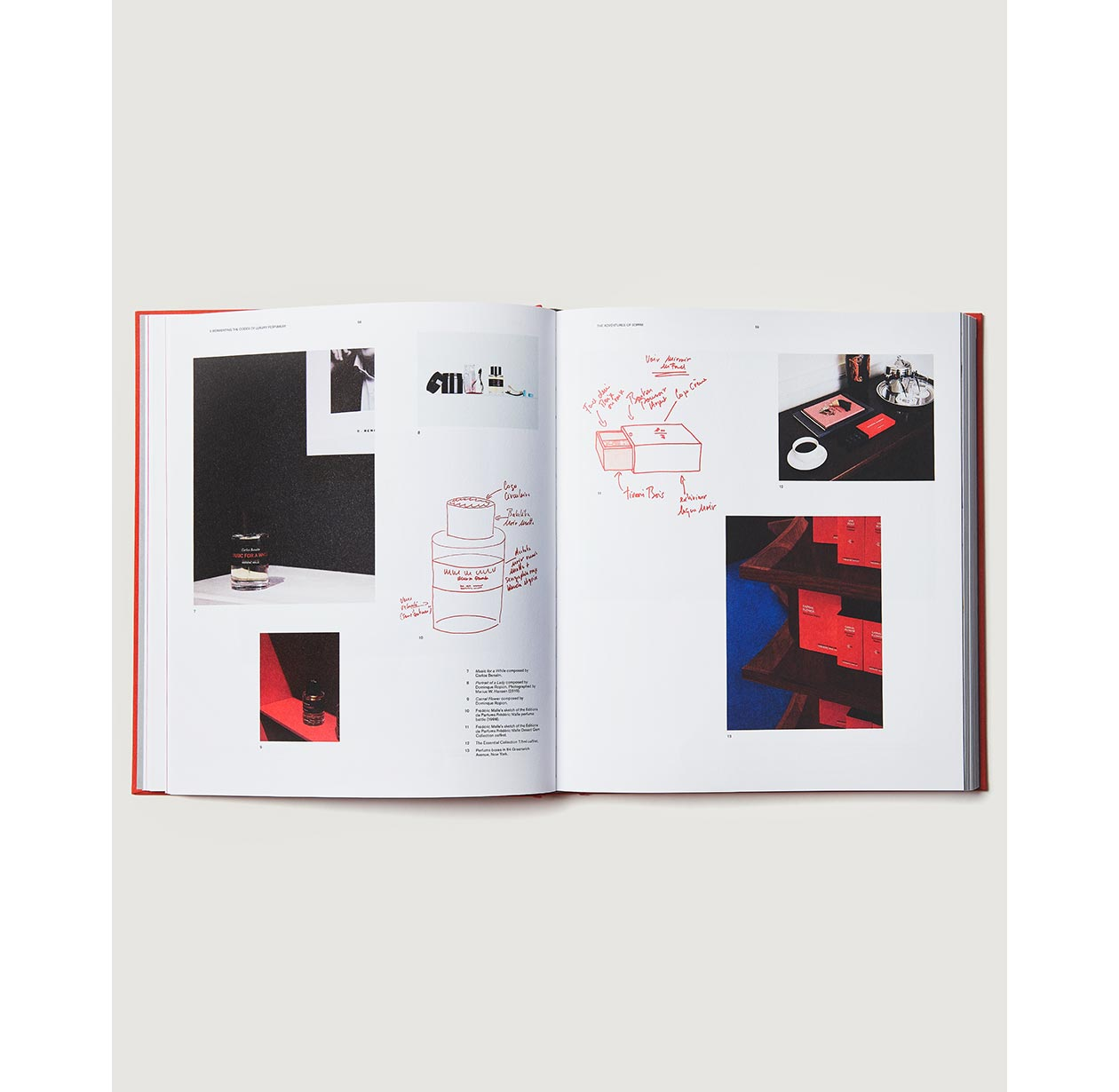 EDITIONS DE PARFUMS FREDERIC MALLE - THE FIRST TWENTY YEARS